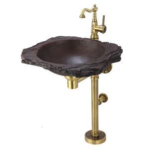 Медная раковина Bronze de Luxe 10112