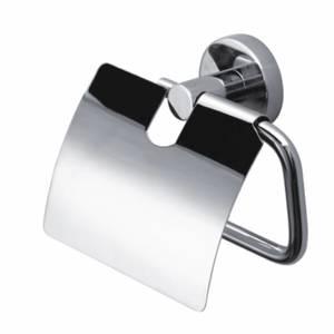 Держатель туалетной бумаги Bronze de Luxe хром
