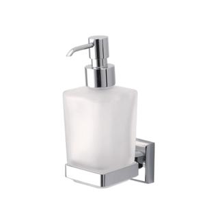 Дозатор жидкого мыла Bronze de Luxe хром
