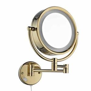Зеркало косметическое электрическое Bronze de Luxe с подсветкой