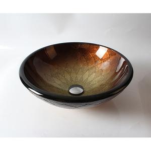 Раковина из стекла Bronze de Luxe T19*425*H150mm