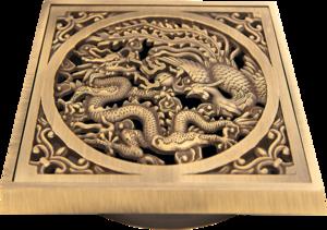 Решетка к трапам VIEGA «Дракон»