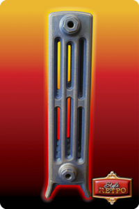 Чугунный радиатор Retro Style DERBY M 4/500