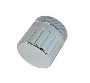 Рукоятка мини хром  M30x1,5