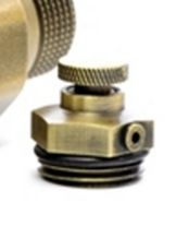 """Воздухоотводчик ручной (механический) латунь 1/2"""" для чугунного радиатора RETROstyle"""