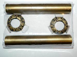 Комплект декоративных трубок и розеток D25.2 мм (3/4) RETROstyle