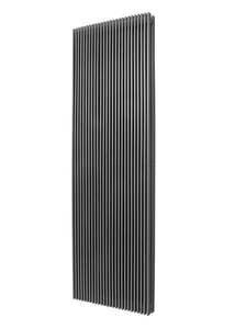Дизайн-радиатор Instal Projekt AFRO NEW 400 мм 72 секции боковое подключение