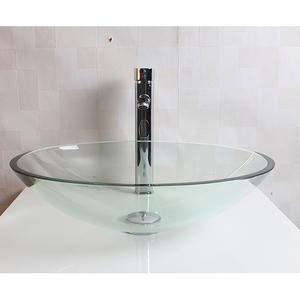 Раковина Bronze de Luxe T12*L510*W380*H140mm со смесителем