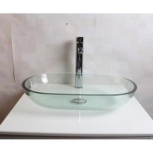 Раковина Bronze de Luxe T12*545*345*H110mm со смесителем