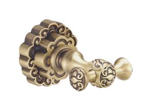 Крючок двойной Bronze de Luxe