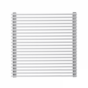 Дизайн радиатор КЗТО Параллели Г 1-300-2 шаг 25