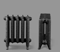 Чугунный радиатор Radion Deco D2 (1 секция)