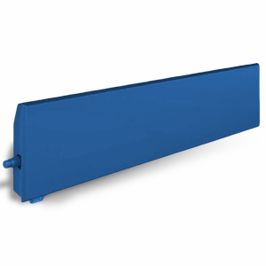 Дизайн-конвектор Varmann SteelKon 115.550.1820, горизонтальный, настенный монтаж, подключение сбоку