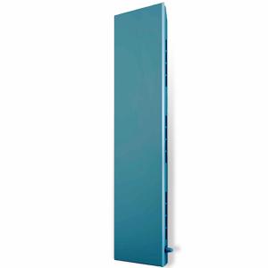 Дизайн-конвектор Varmann SteelKon 115.550.2020, вертикальный, настенный монтаж, подключение сбоку