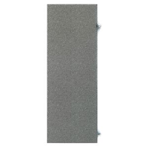 Дизайн-конвектор Varmann StoneKon 115.450.1800, вертикальный, настенный монтаж, подключение сбоку