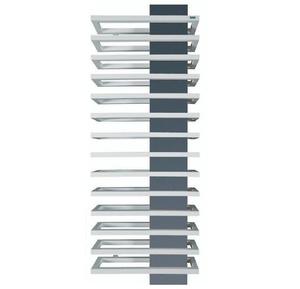 Дизайн-радиатор Instal Projekt TOWER 600х1800 мм некрашенный, нержавеющая сталь