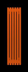 Радиатор стальной трубчатый WH Round  750 В -6 сек