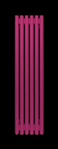 Радиатор стальной трубчатый WH Round  1000 В -8 сек