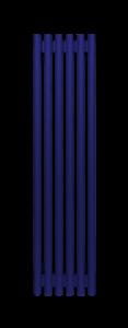 Радиатор стальной трубчатый WH Round  750 В -10 сек