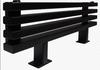 Радиатор стальной профильный WH Steel  1000 Г -11 секции