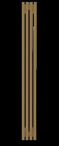 Радиатор стальной трубчатый WH Steel  1250 В -12 сек