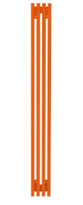 Радиатор стальной трубчатый WH Steel  1250 В -11 сек