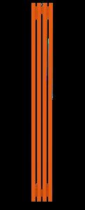 Радиатор стальной трубчатый WH Steel  1750 В -11 сек