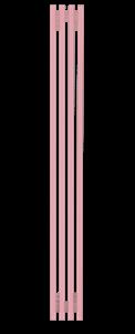 Радиатор стальной трубчатый WH Steel  750 В -9 сек
