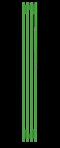 Радиатор стальной трубчатый WH Steel  1250 В -5 сек