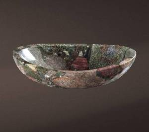 Раковина из натурального камня Bronze de Luxe XB601