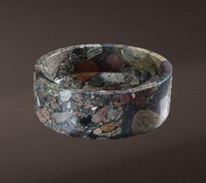 Раковина из натурального камня Bronze de Luxe XB603