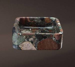 Раковина из натурального камня Bronze de Luxe XB604