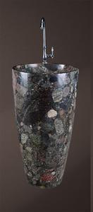 Раковина из натурального камня Bronze de Luxe XB618
