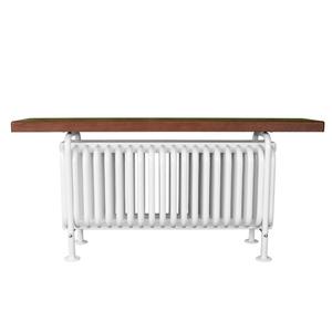 Дизайн радиатор-скамейка КЗТО Завалинка РС 4-300-20
