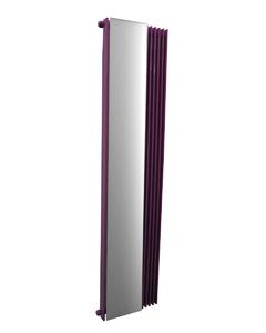 Дизайн радиатор КЗТО Зеркало С2-1500-0-4