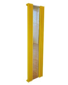 Дизайн радиатор КЗТО Зеркало С1-1500-3-3